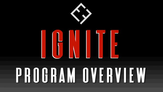 Ignite Overview