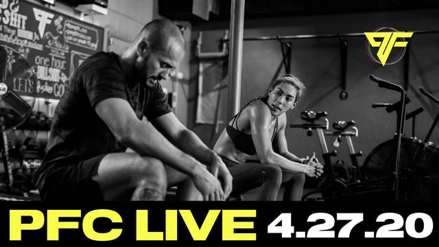 PFC Live | Monster Monday - 4.27.20