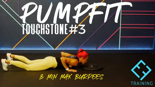 PumpFit Touchstone #3