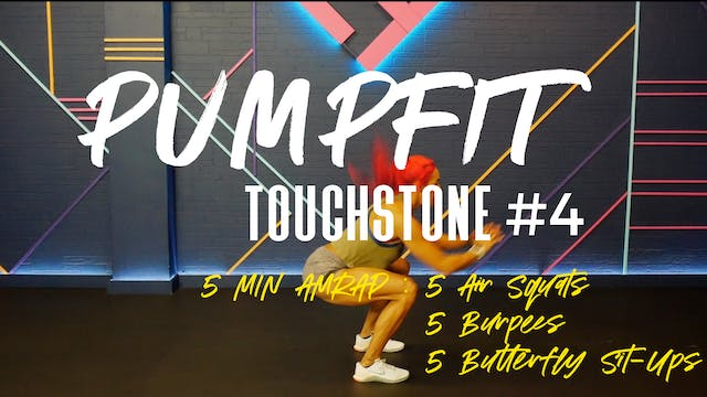 PumpFit Touchstone #4