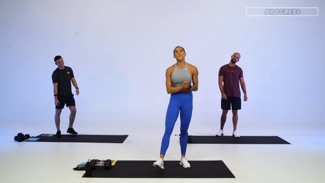 Fearless - Workout 3