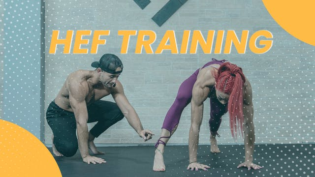 HEF Training