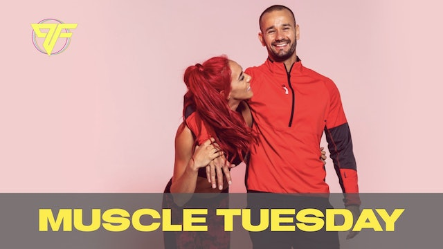 Muscle Week | Tuesday - 12.15.20