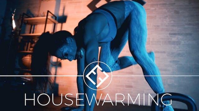 HEF Housewarming Trailer
