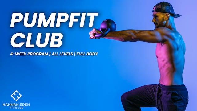 Pump Fit Club