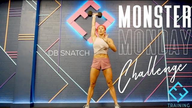 #2 Monster Monday Challenge |  Dumbbe...