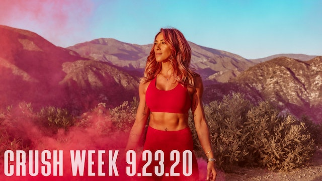 PFC Online - CRUSH Week | Wednesday - 9.23.20