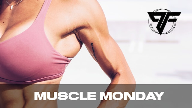 PFC Online | Muscle Monday [BACK] | 2.15.21