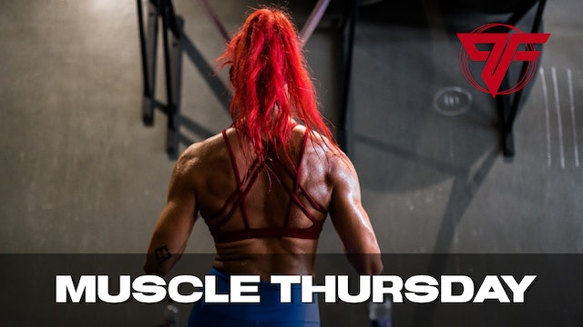PFC Online | Muscle Thursday [Arms] - 5.27.21