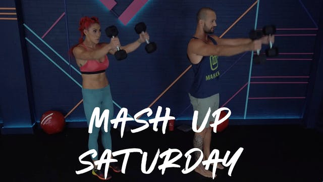 Mash-Up Saturday | Volume ONE