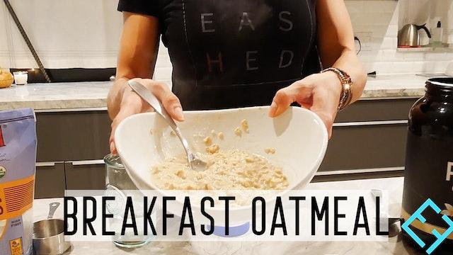 Morning Oatmeal