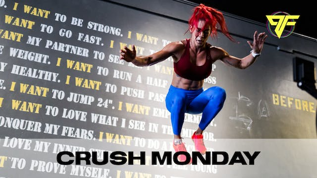 PFC Online | Crush Monday - 1.25.21