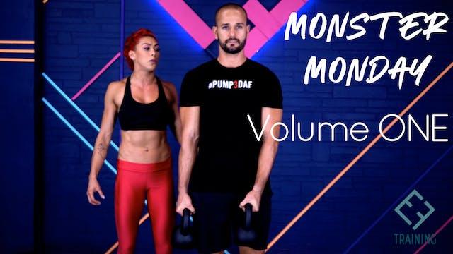 Monster Monday   Volume ONE