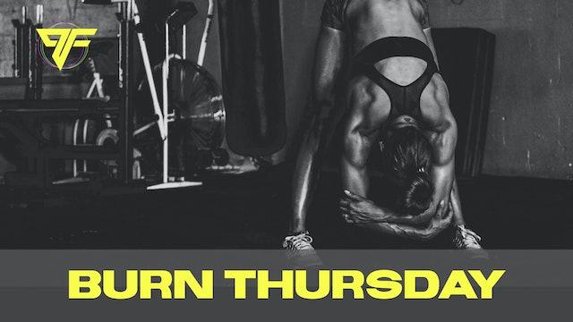 Burn Week | Buck-It Thursday- 12.10.20