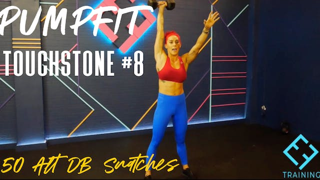 PumpFit Touchstone #8