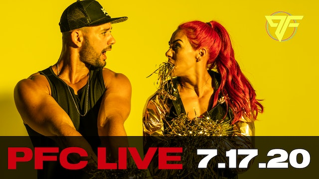 PFC Live | Muscle Friday [POST CHAIN] - 7.17.20