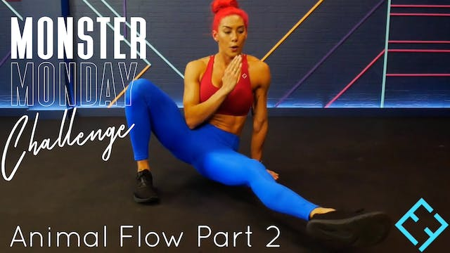 Monster Monday Challenge | Flow | Part 2