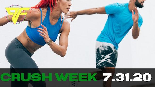 PFC Live | Crush Friday - 7.31.20