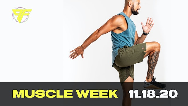PFC Online | Muscle Wednesday [BACK] - 11.18.20