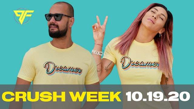 PFC Online - CRUSH Week | Monday - 10.19.20
