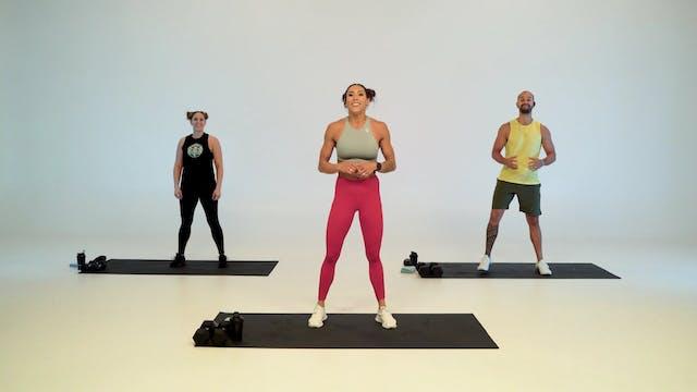Fearless   Week 5   Workout 20