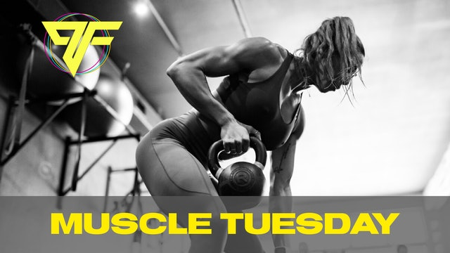 PFC Online | Muscle Tuesday [SHOULDERS] | 1.12.21