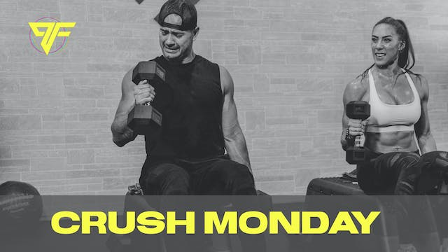 PFC Online | Crush Monday - 11.30.20