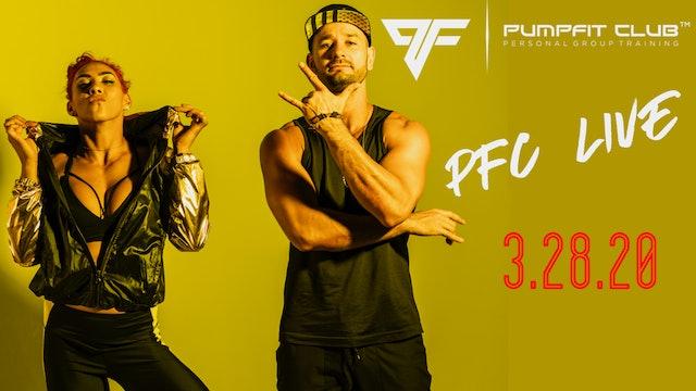 PFC Live   Mash-Up Saturday   3.28.20