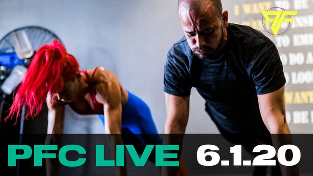 PFC Live | Monster Monday - 6.1.20