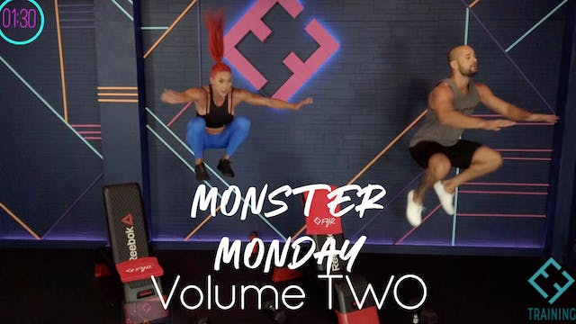 Monster Monday | Volume TWO
