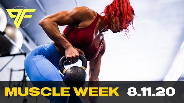PFC Online - Muscle Tuesday [SHOULDERS] - 8.11.20
