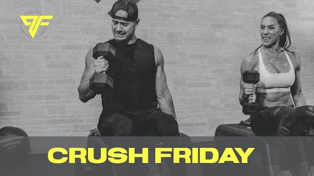 PFC Online | Crush Friday - 12.4.20