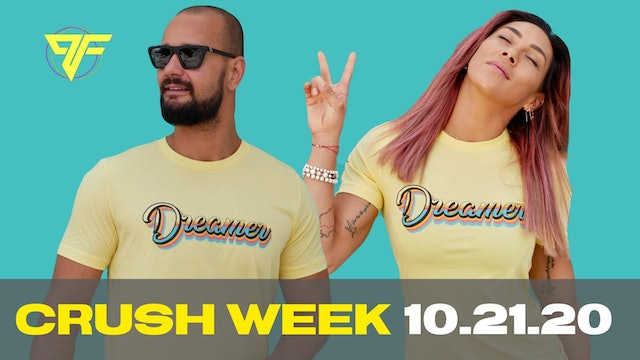 PFC Online - CRUSH Week | Wednesday - 10.21.20