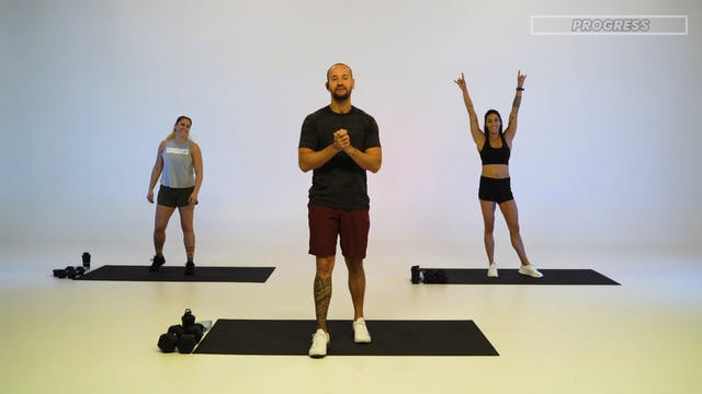 Fearless   Week 4   Workout 15