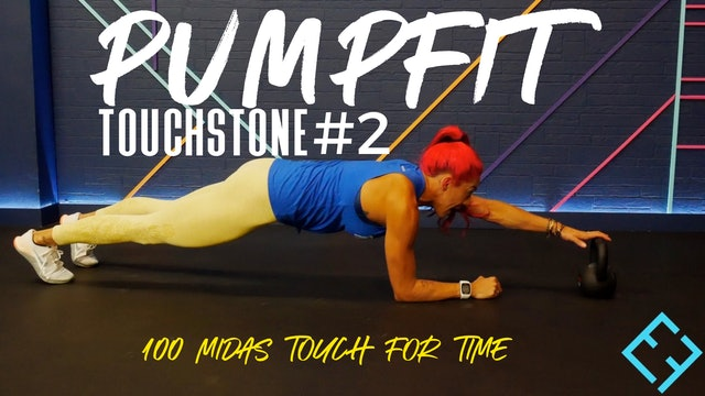 PumpFit Touchstone #2