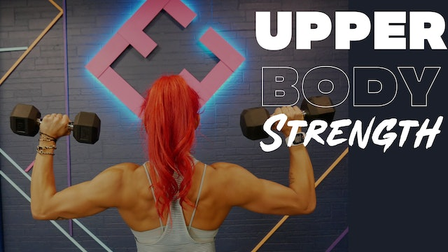Upper Body | #2 FOCUS