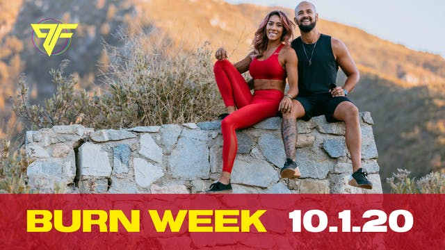 Burn Week | Buck-It Thursday - 10.1.20