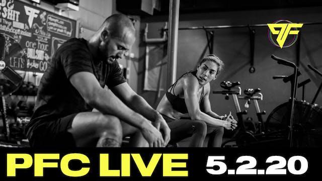 PFC Live   Mash-Up Saturday - 5.2.20