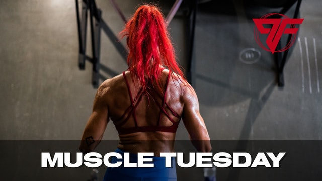 PFC Online | Muscle Tuesday [LEGS] - 5.25.21
