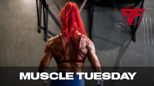 PFC Online | Muscle Tuesday [LEGS] - ...
