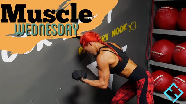 Muscle Wednesday | Upper Body