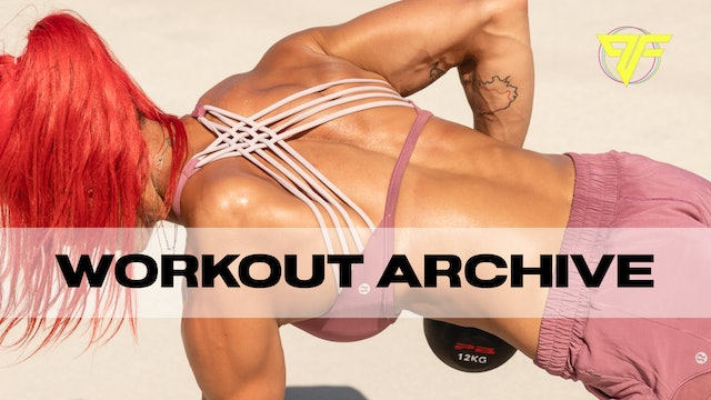 WORKOUT ARCHIVE