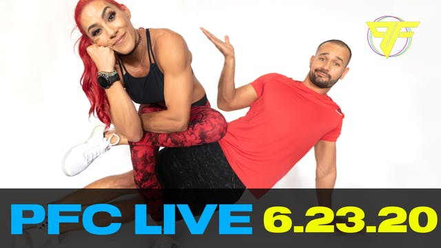 PFC Live | Tabata Tuesday - 6.23.20