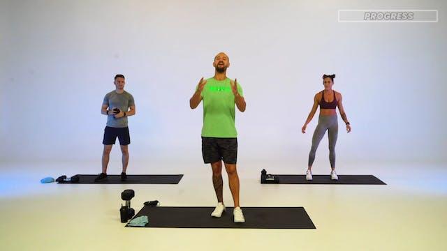 Fearless   Week 2   Workout 7