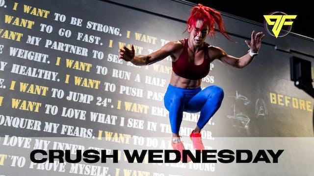PFC Online | Crush Wednesday - 1.27.21