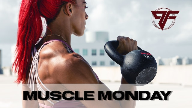 PFC Online   Muscle Monday [BACK]   7.19.21
