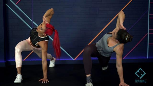 Cool Down Stretch