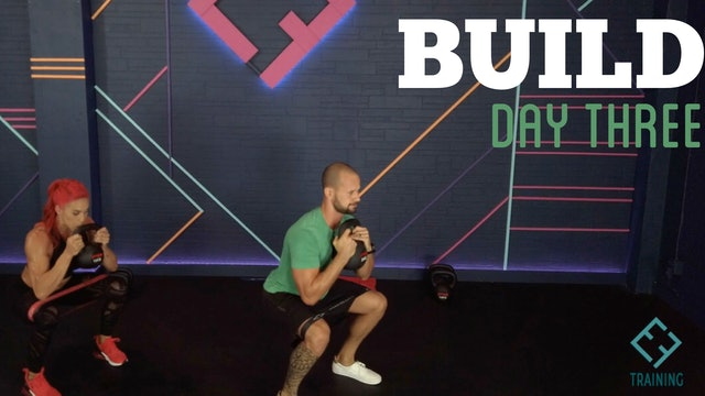 Build | DAY THREE