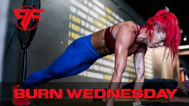 Burn Week | Wacky Wednesday | 3.24.21