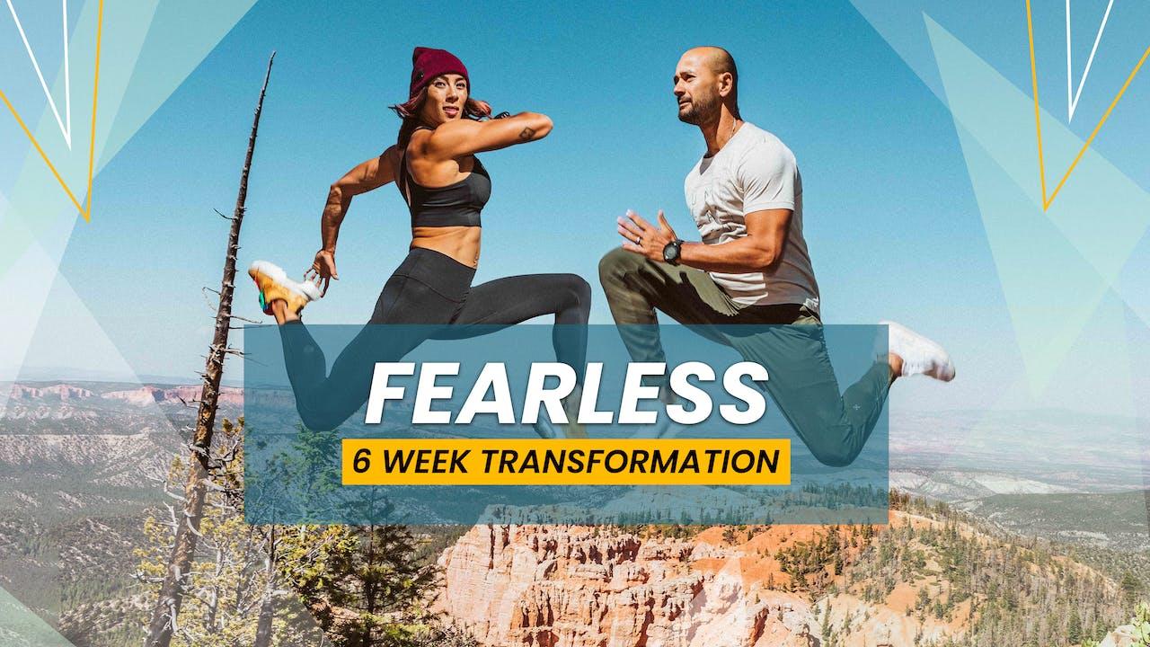 6-Week Fearless Transformation Program